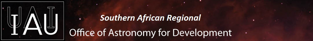 Southern Africa Regional Office of Astronomy for Development